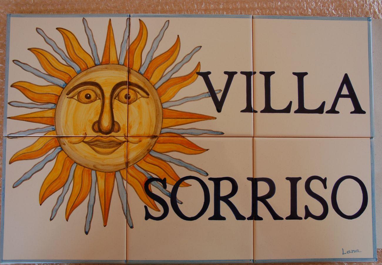 Villa in Luz - Villa Sorriso (LP 47)